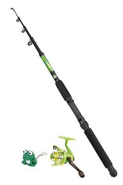 Matt Hayes Adventure Frogga Children's Fishing Combo