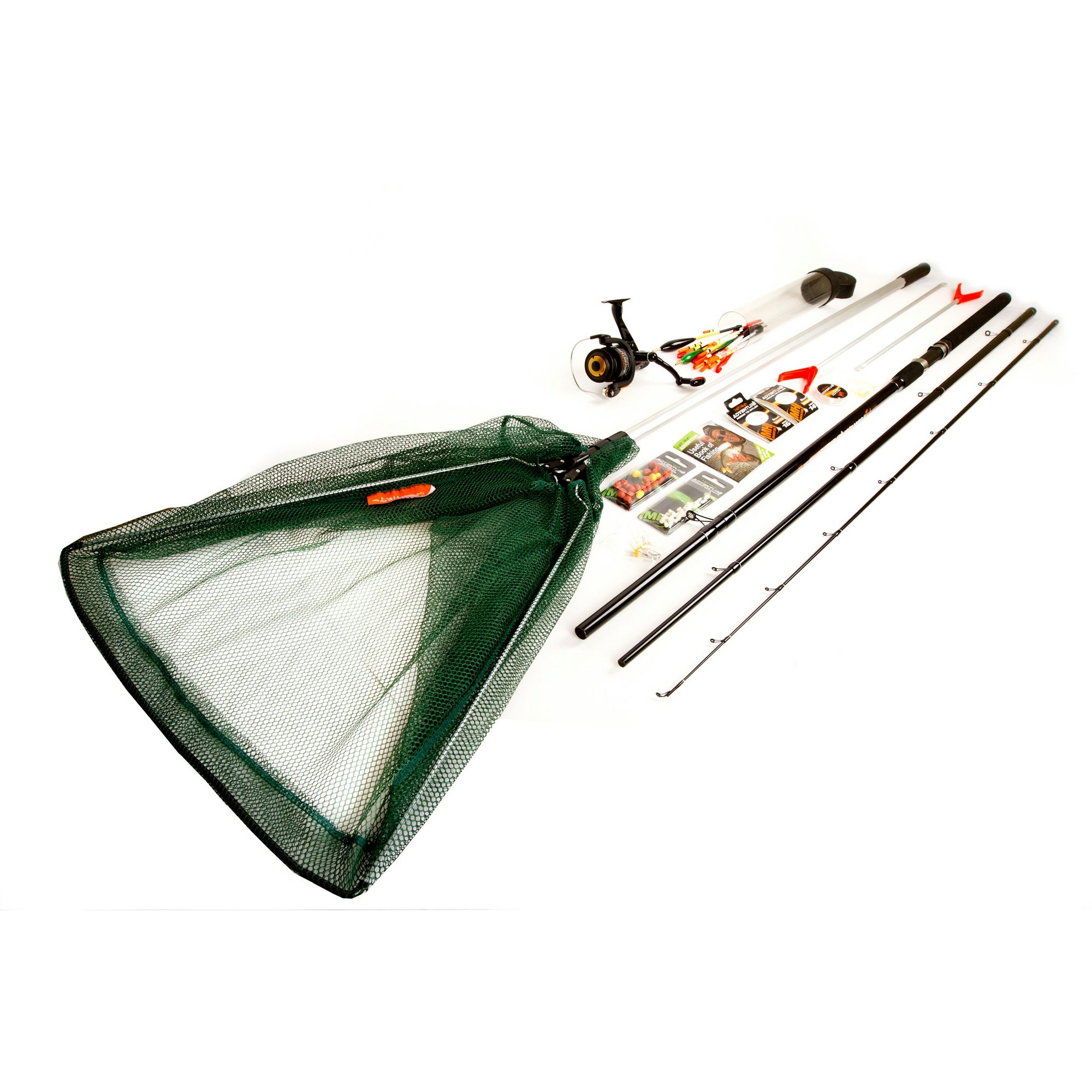 Image of Matt Hayes Coarse Kit with Net&#44 Rods and Accessories