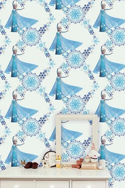 Frozen Snow Queen Wallpaper