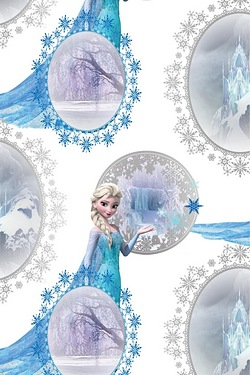 Frozen Elsa Scene Wallpaper