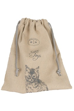 Banbury and Co Luxury Cat Toys Gift Bag