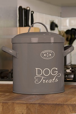 Banbury and Co Dog Storage Tin