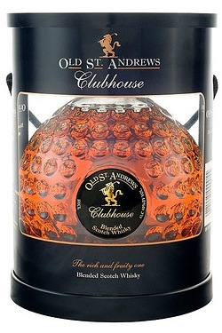 Old St Andrews 100cl Jumbopak Clubhouse Whisky Golf Ball