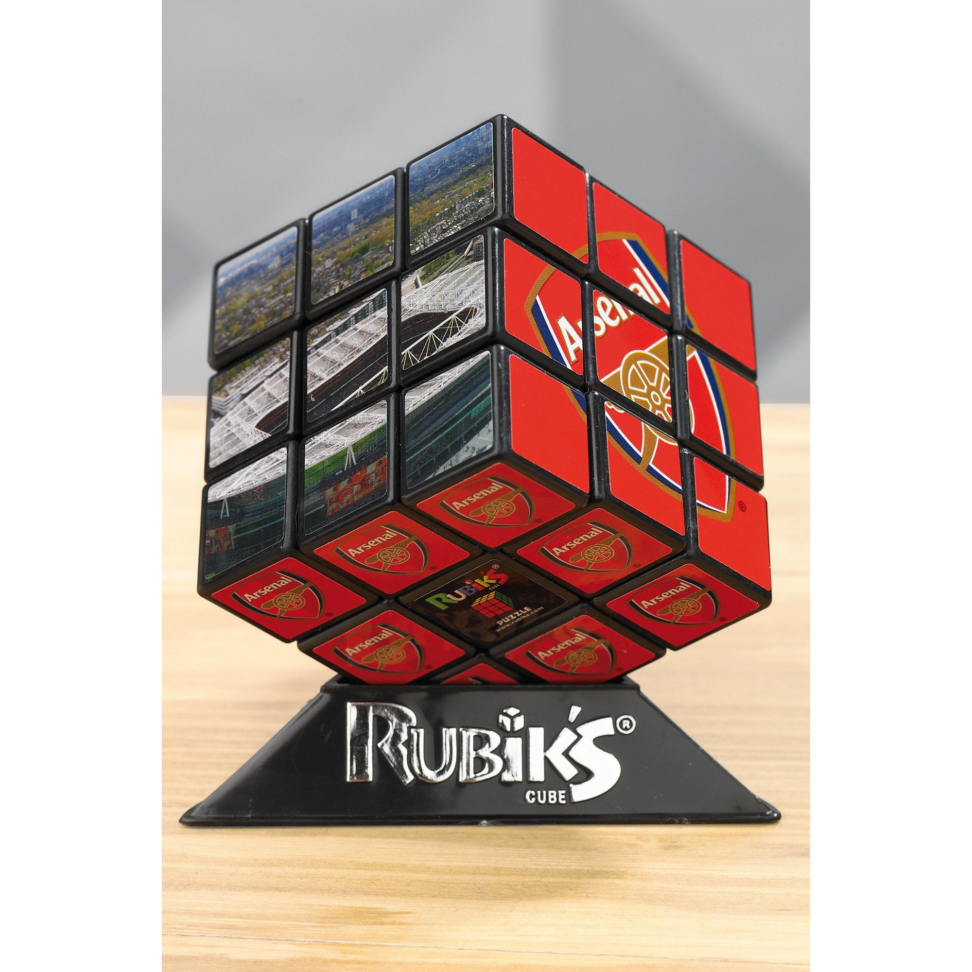 Image of Arsenal FC Rubiks Cube
