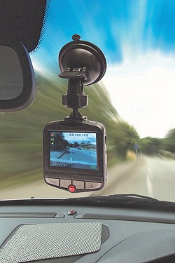 Full HD In-Car Digital Video Recorder