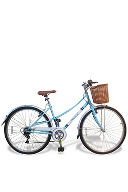 Universal Chic 700c Ladies Hybrid Bike