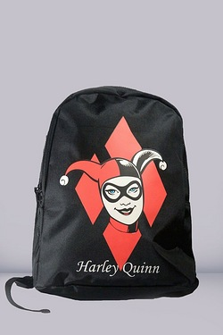 Harley Quinn Backpack