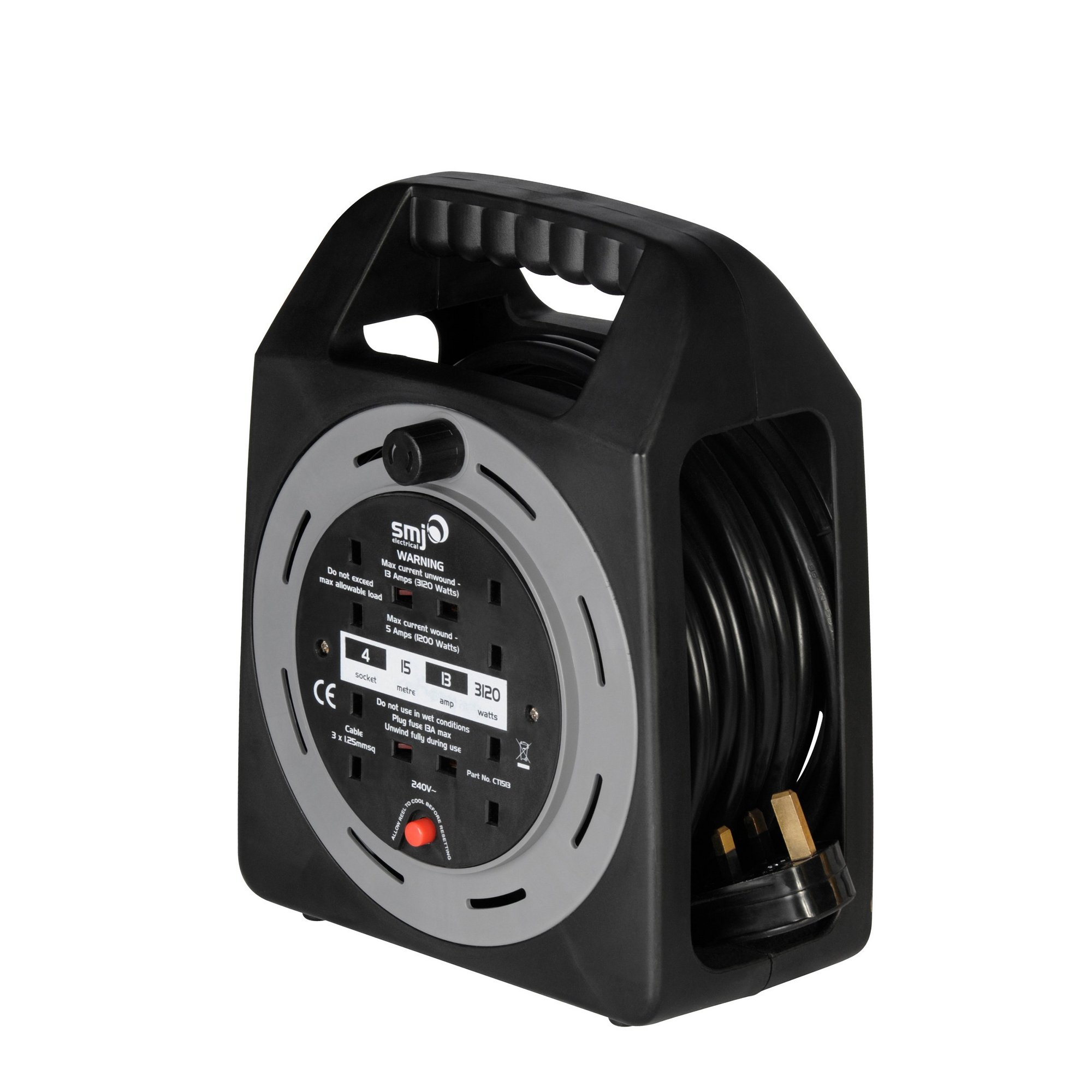 Image of One For All 4 Socket - 15m Reel