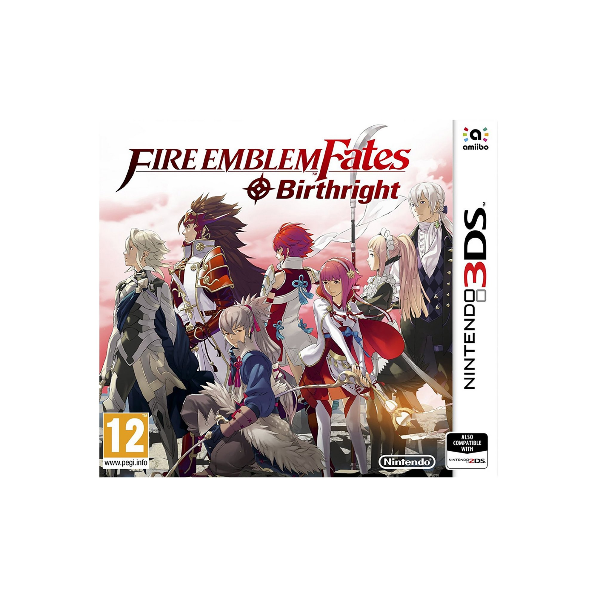 Image of 3DS: Fire Emblem Fates Birthright