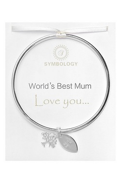 Symbology Best Mum Bangle