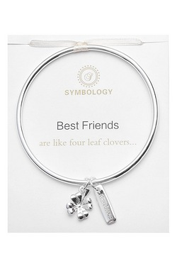 Symbology Best Friend Bangle