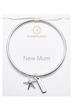 Symbology New Mum Bangle
