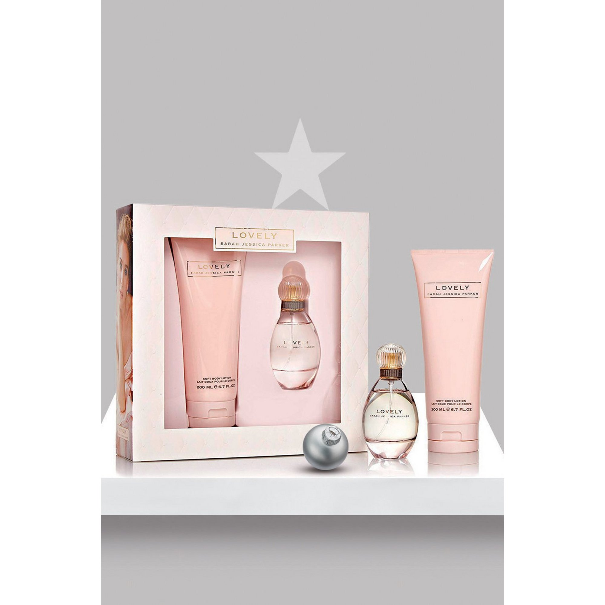 Image of Sarah Jessica Parker 50ml EDP Gift Set