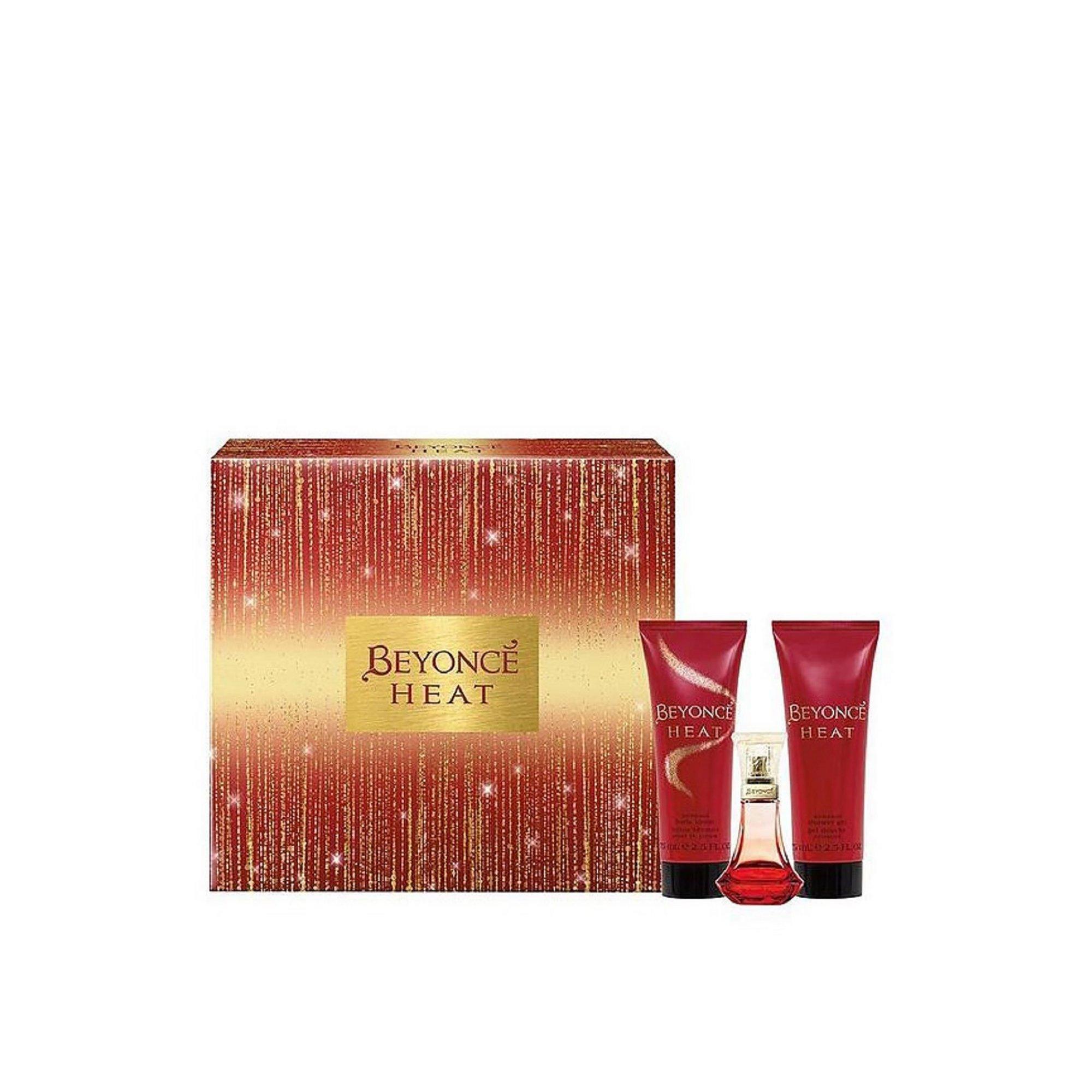 Image of Beyonce Heat Eau De Parfum Gift Set