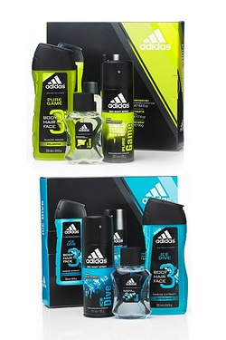 adidas Gift Set - Buy One Get One FREE!