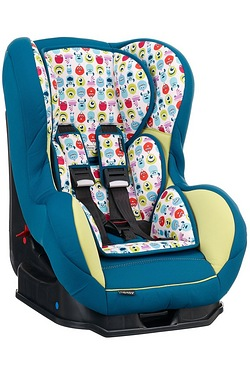 Monsters Inc Combination Car Seat