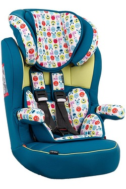 Monsters Inc 1-2-3 Booster Seat