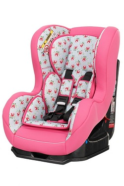 Cottage Rose Combination Car Seat