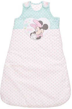 Minnie Mouse Baby Sleeping Bag