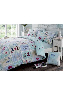 Botanical Sketchbook Duvet Set