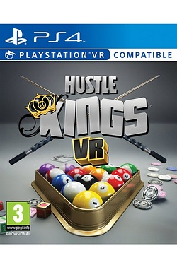 PS4: Hustle Kings