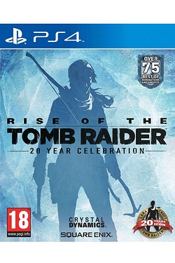 PS4: Rise Of The Tomb Raider: 20 Year Celebration