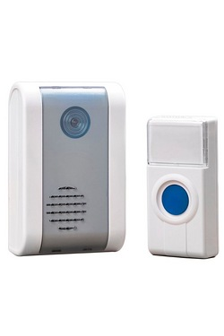Portable 32 Melody Doorbell