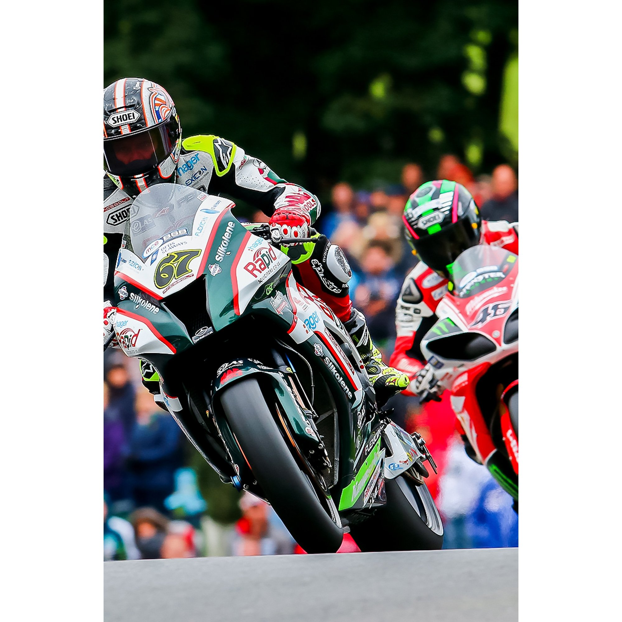 Image of British Superbike Weekend Tickets for 2 Gift Experience