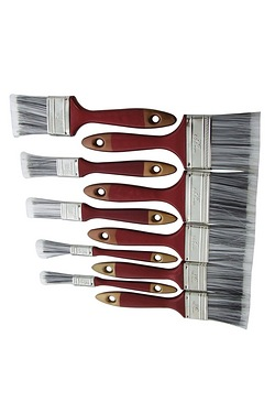 30 Piece Paint Brush Set
