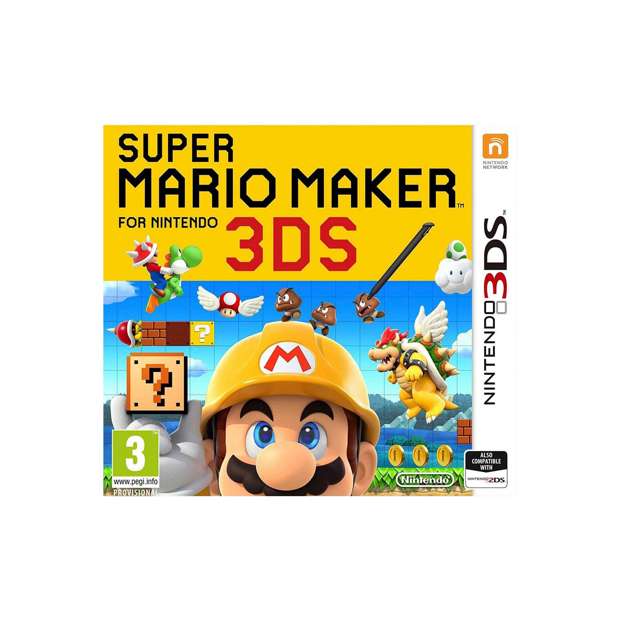 Image of 3DS: Super Mario Maker