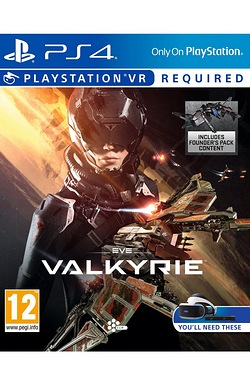 PS4: Eve Valkyrie VR