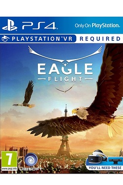 PS VR: Eagle Flight