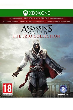 Xbox One: Assassin's Creed: The Ezio Collection