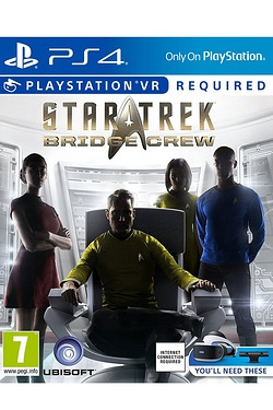 PS VR: Star Trek Bridge Crew