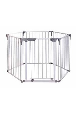 Dreambaby 3-in-1 Metal Playpen Gate