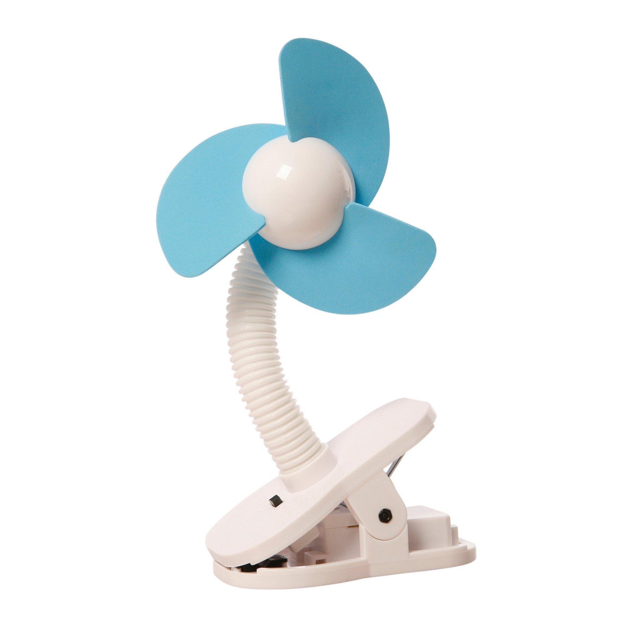 Image of Clip on Stroller Fan
