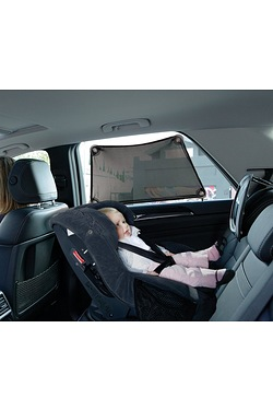 Dreambaby Stretch-To-Fit Car Shades