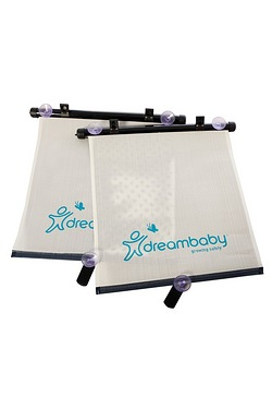 Dreambaby 2 Car Roller Blinds