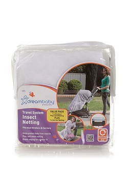 Dreambaby 2 Pack Insect Nettings
