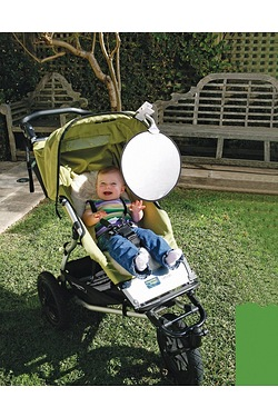 Dreambaby Clip-On Sunshade