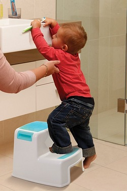 Dreambaby 2 Height Aqua Step Stool