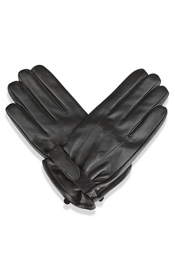 Woodland Leather Mens Gloves