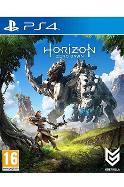 PS4: Horizon Zero Dawn