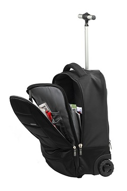 Promate BizPak-TR High Volume Trolley Bag