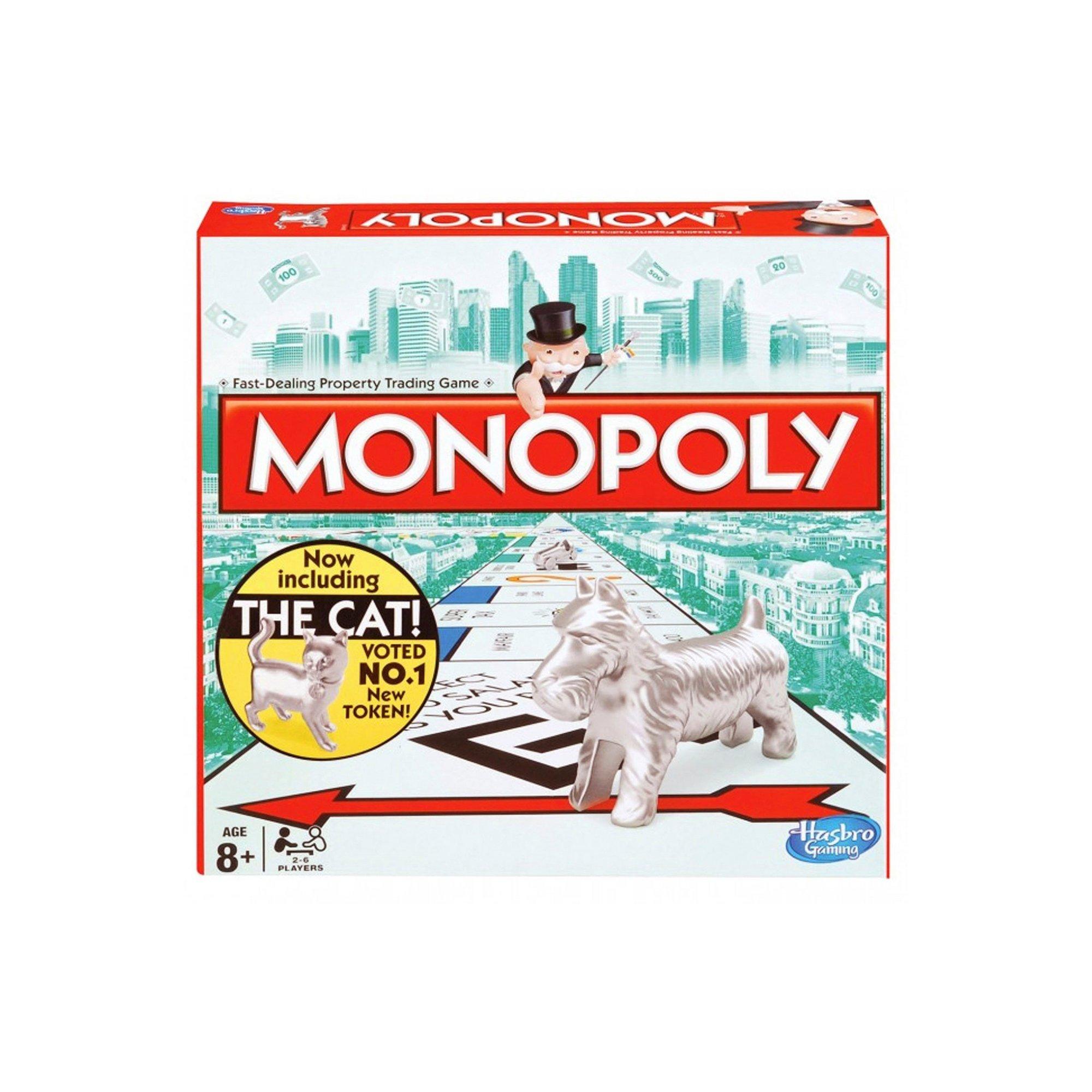 Image of Hasbro Classic Monopoly