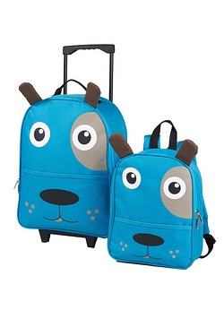 Backpack and Trolley Set - Dog