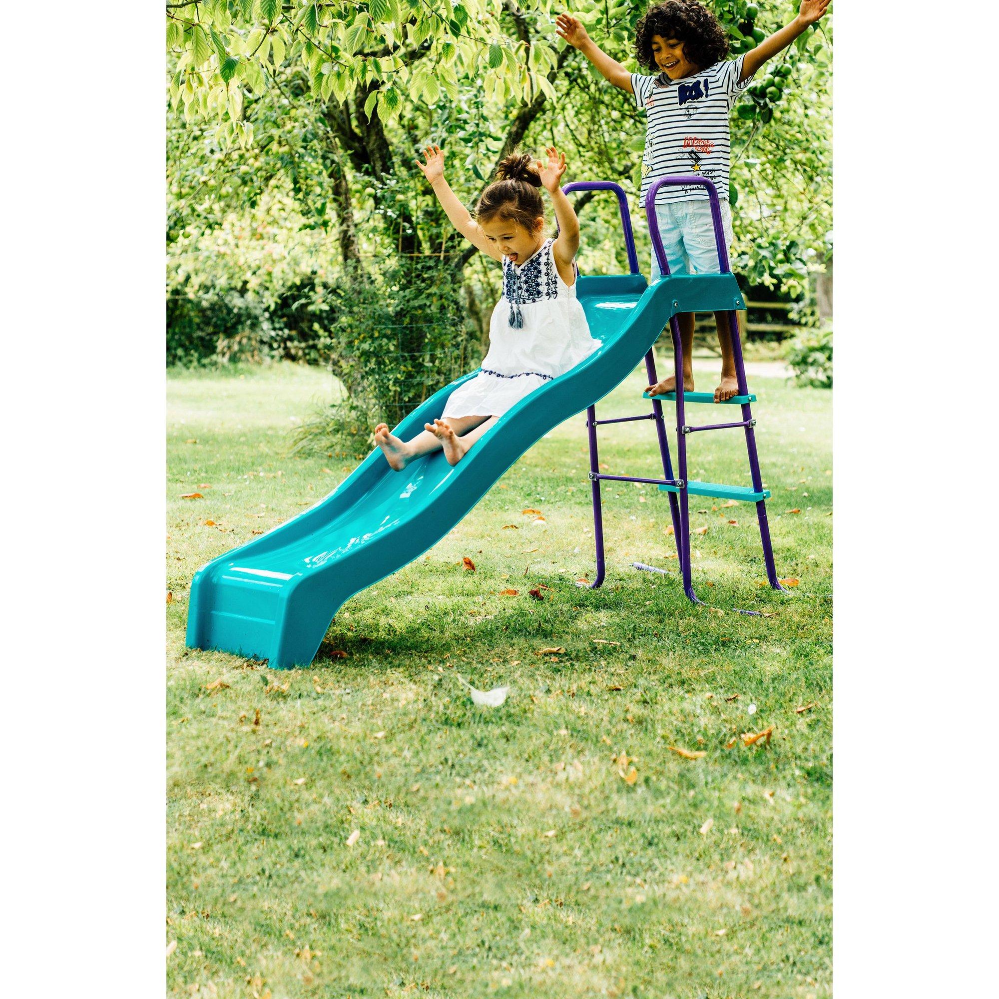 Image of Plum 7ft Slide