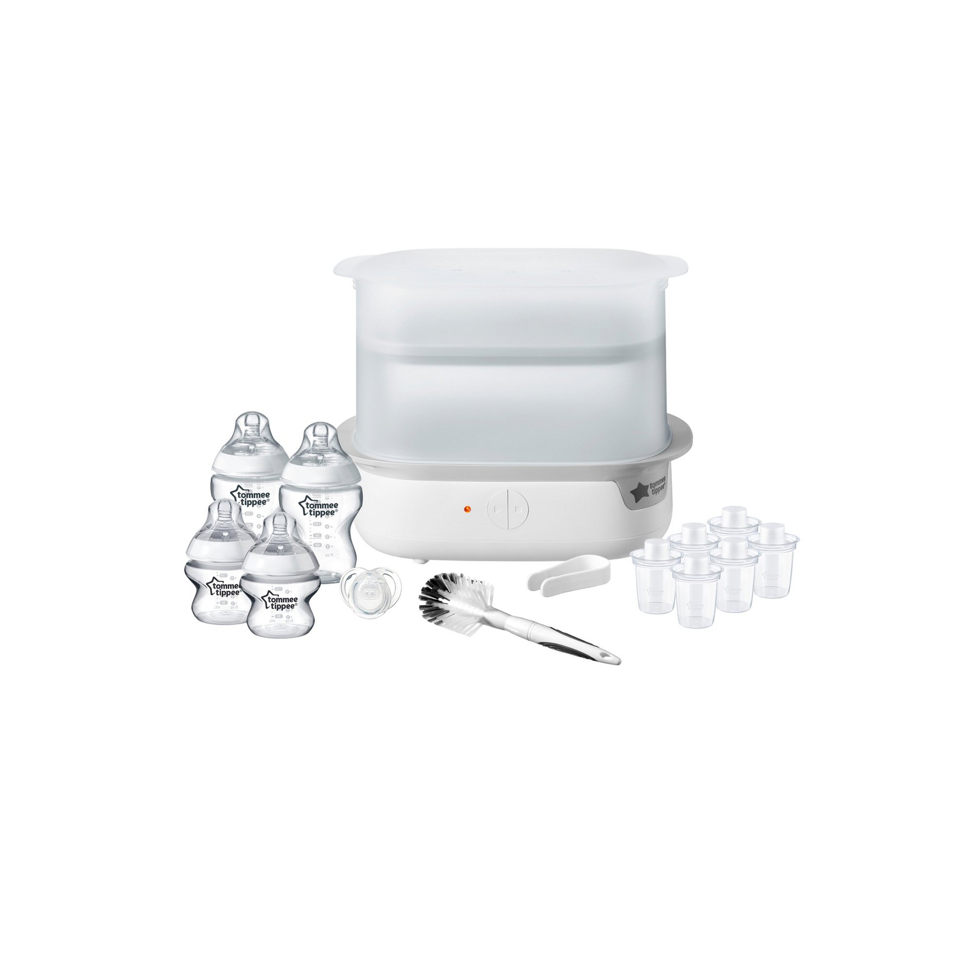 Image of Tommee Tippee Electric Steriliser Kit