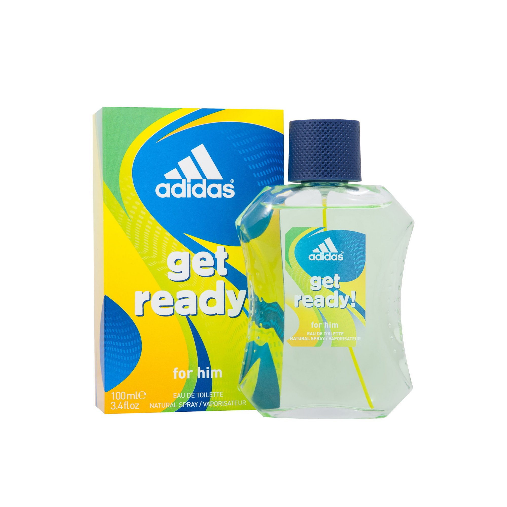 Image of adidas Get Ready For Him 100ml EDT