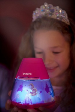 Philips Disney 2 in 1 Projector and Night Light - Princess
